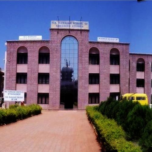 M S Ramaiah Institute of Management | Bangalore