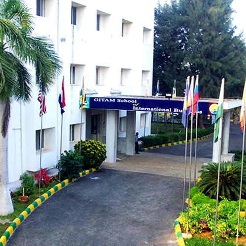Gitam School of International Business | Visakhapatnam