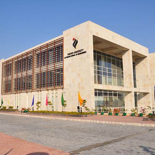 Thapar University, Thapar School of Management | Mohali