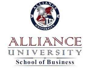 Alliance University (Alliance School of Business) | Bangalore