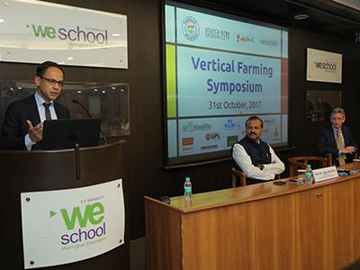 Symposium Held at WeSchool