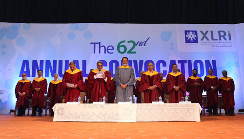 XLRI Annual Convocation