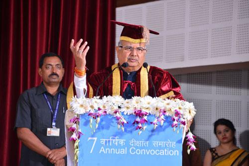 IIM 7th annual convocation
