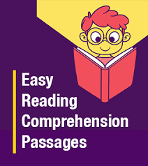 Easy RCs Passages