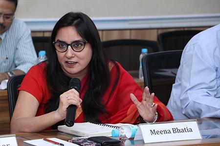 Dr. Meena Bhatia