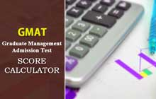 GMAT Score Calculator