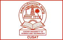 CUSAT 2016| Cochin University of Science and Technology