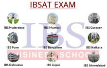 IBSAT Exam - A window to 9 Prestigious IBS Institutes