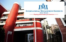 Unleash the leader within with IMI, New Delhi