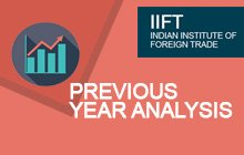 IIFT Analysis