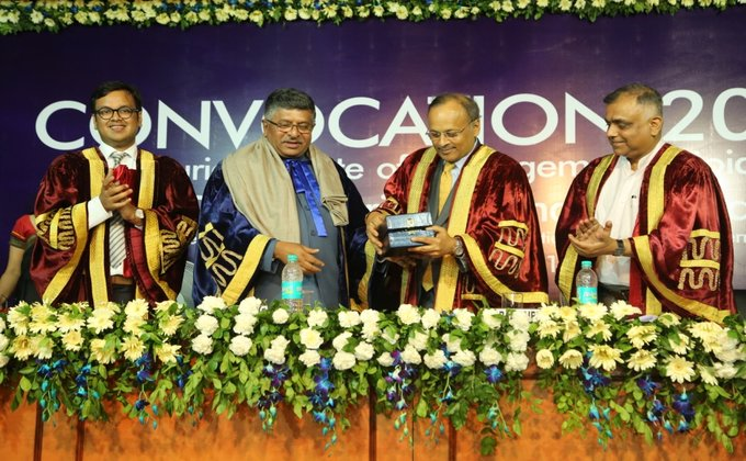 Jaipuria Institute of Management -11th Convocation Ceremony
