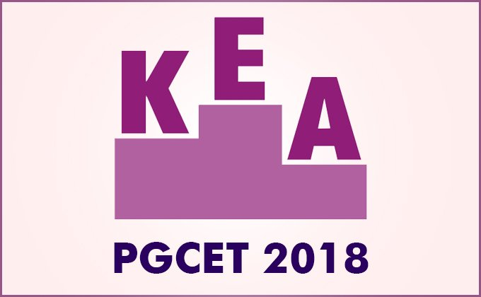 PGCET 2018 Exam Pattern Date Notification Syllabus