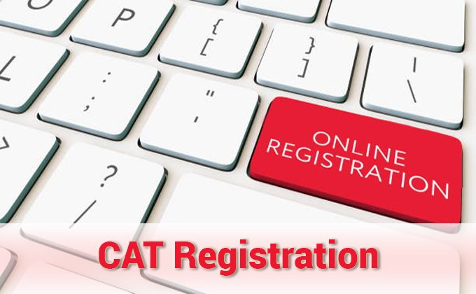 CAT Exam Online Registration Date Form Procedure