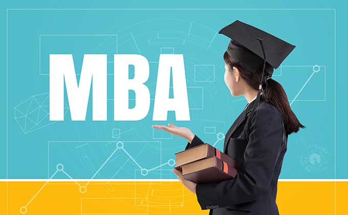Aspiration and Perspiration=MBA