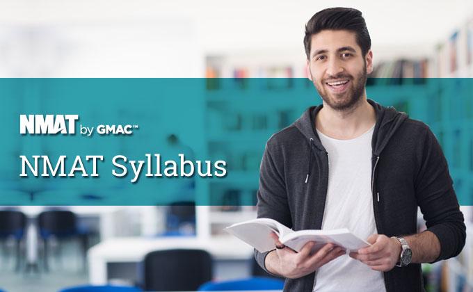 NMAT Syllabus, Download NMAT Syllabus by GMAC