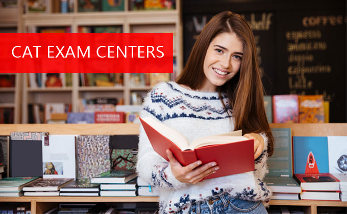 CAT Exam Centers 2018