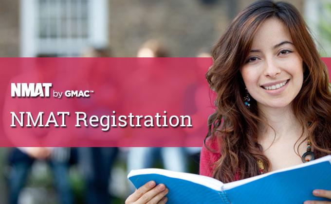 NMAT Registration 2019, NMAT Application Form