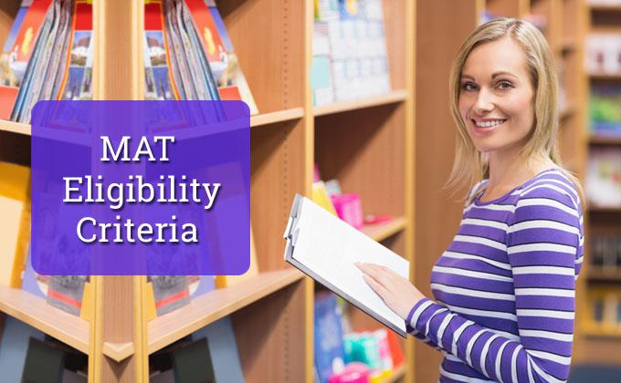 MAT Eligibility Criteria 2019