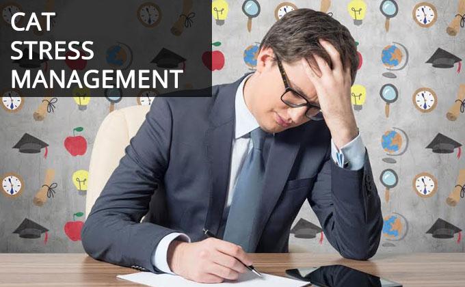 Motivation for CAT 2019 - Stress Management