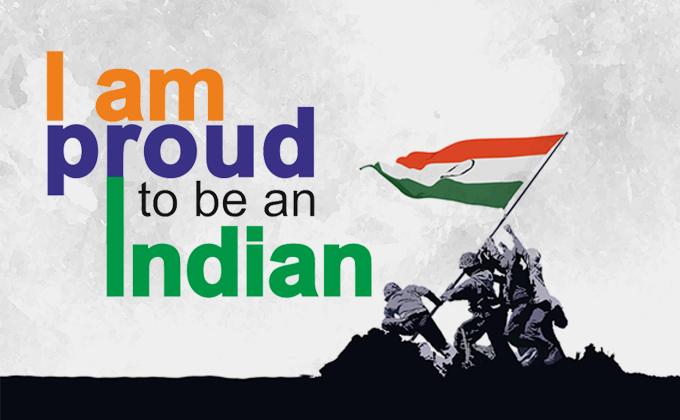 Proud to be an Indian - Mera Bharat Mahan