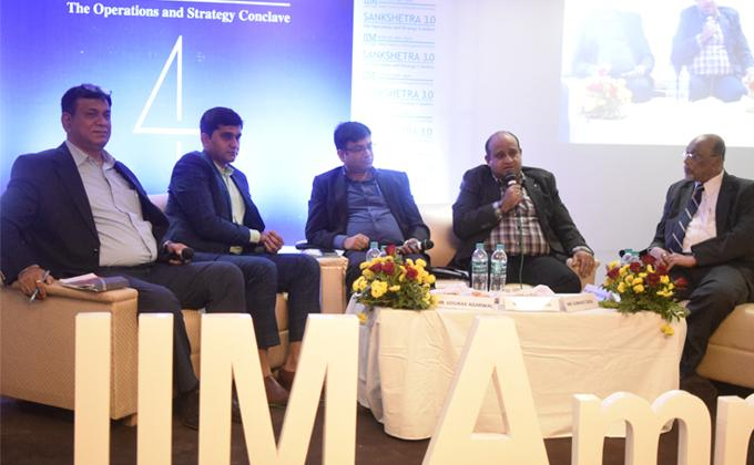 IIM Amritsar - Third Annual Operations and Strategy Conclave, Sankshetra 3.0