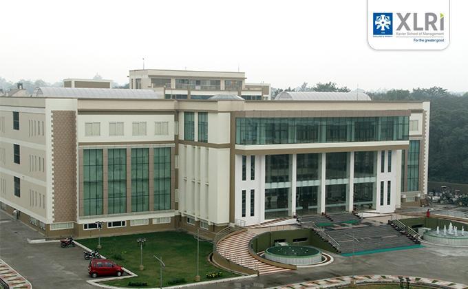XLRI is Located in Industry Hub