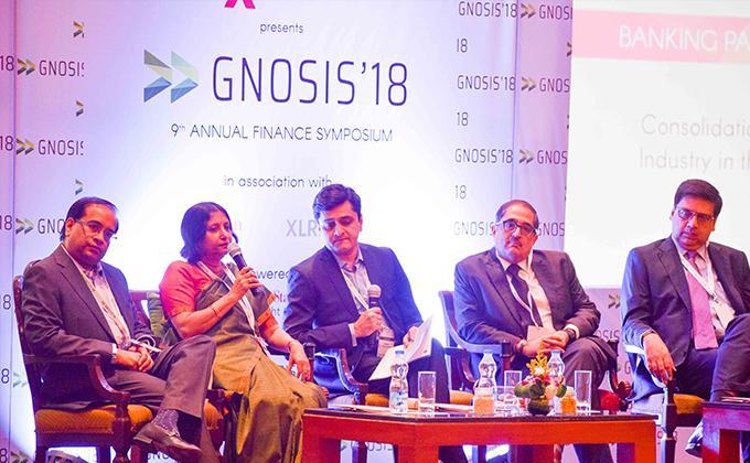 XLRI Hosted its Annual Finance Symposium – GNOSIS 2018 in Mumbai