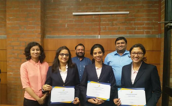 MICANS Emerge National Winners At Nestle India's 4Ps Challenger