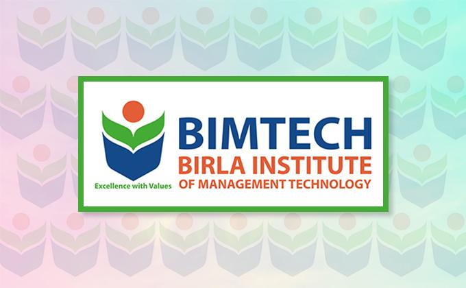 Mr. Tarun Vashishtha, BIMTECH Alumnus honoured with Chairman Award