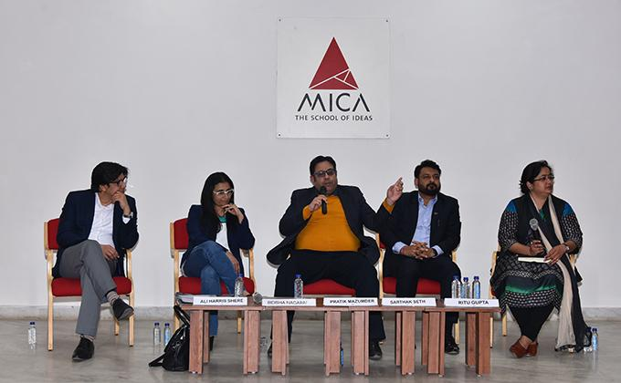Industry CEO & CMO Panels Highlight Of  Concluding Day Of AIM-AMA Sheth  & Consortium Conference At MICA
