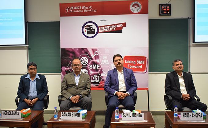 IIM Raipur aims at 'Taking SMEs Forward'