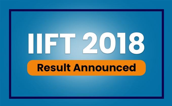 IIFT Result 2018-19