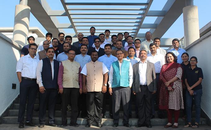 IIM Raipur holds Annual Alumni Meet at its New Campus