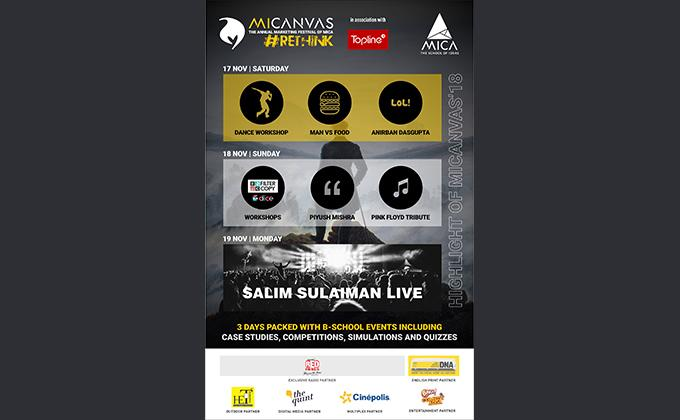 Two Days To Go For MICANVAS 2018
