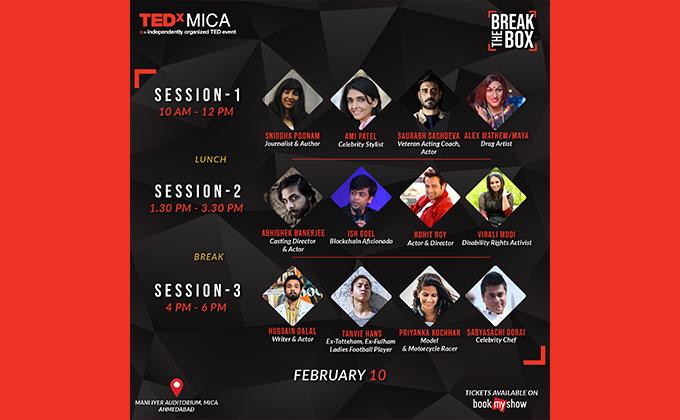 The Stage Is Set For TEDXMICA 2019 With A Vibrant Lineup Of 12 Speakers