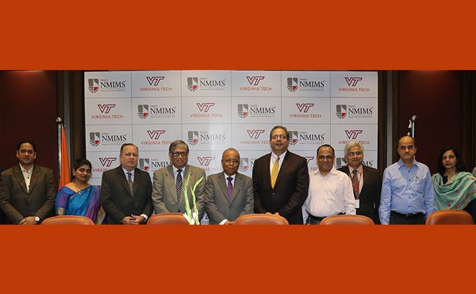 NMIMS signs up with Virginia Tech. (USA) for Data Science Program