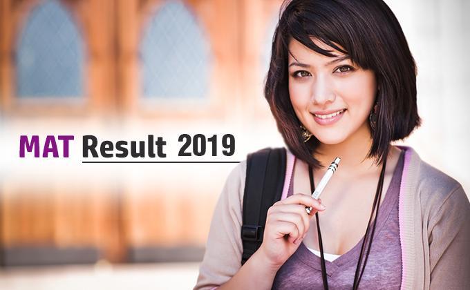 MAT Results May 2019