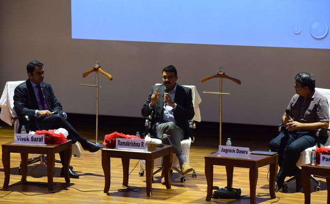 Orientation of 10th batch at IIM Raipur: Students get a flavour of Corporate Life