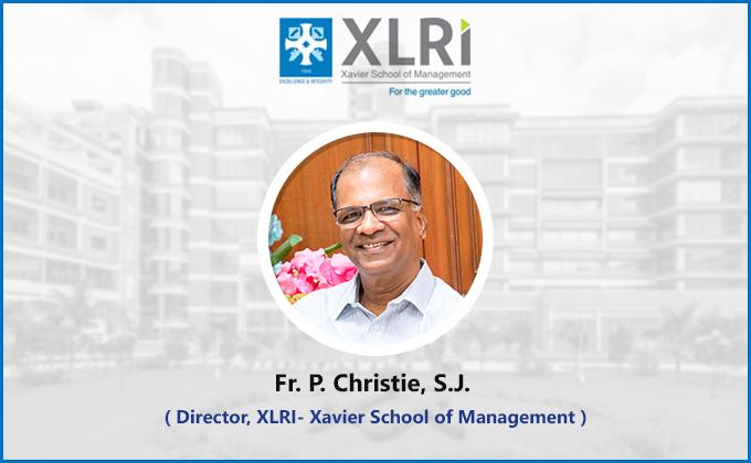 Comment on Union Budget 2019 - Fr. P. Christie, S.J, Director, XLRI