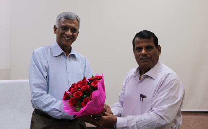 Prof. Nagarajan Ramamoorthy Assumed Charge as Director,  IIM Amritsar