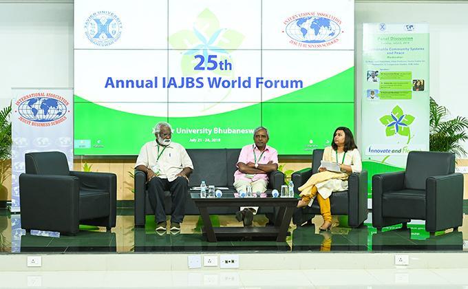 25th IAJBS World Forum