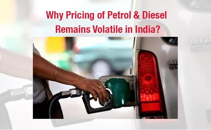 Pricing of Petrol & Diesel in India