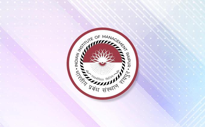 IIM RAIPUR Organizes the First Professional Development Training Programme