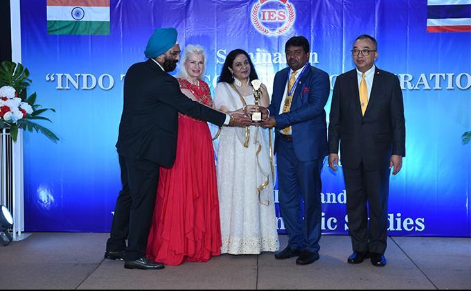 Dr. Hari Krishna Maram has received