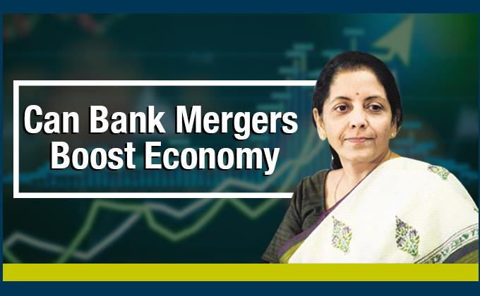 Can Bank Mergers Boost Economy
