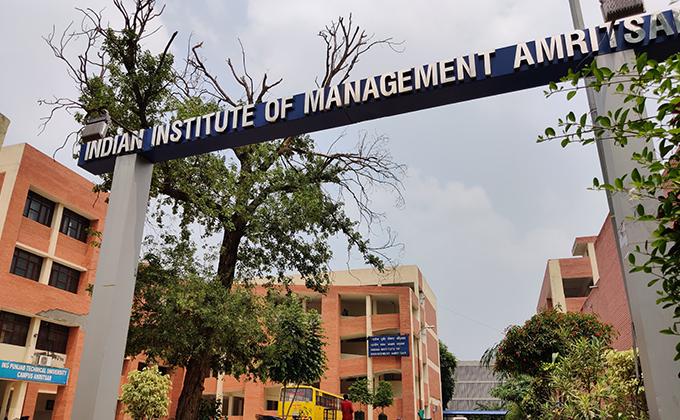 IIM Amritsar Final Placements 2019-20 Report